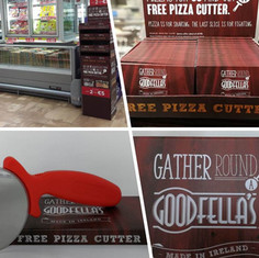 Goodfellas Pizza Cutter