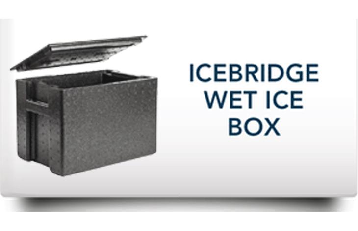 Wet Ice Box