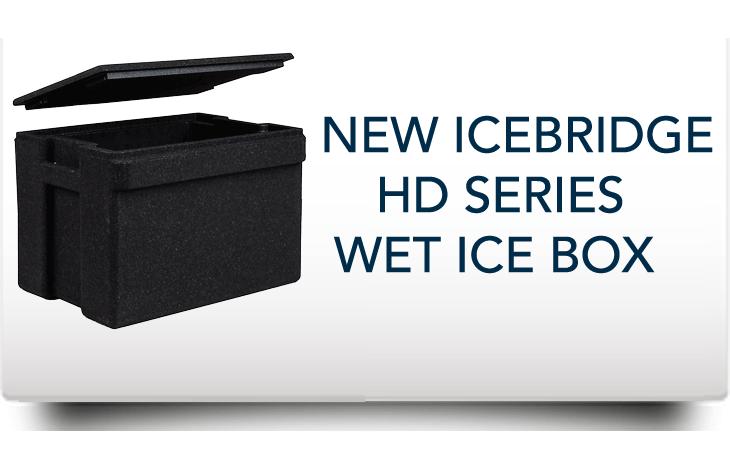 HD Wet Ice Box