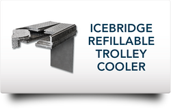 Refillable Trolley Cooler