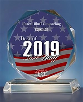 best of 2019 lake bluff award, best rated counselor, counseling center