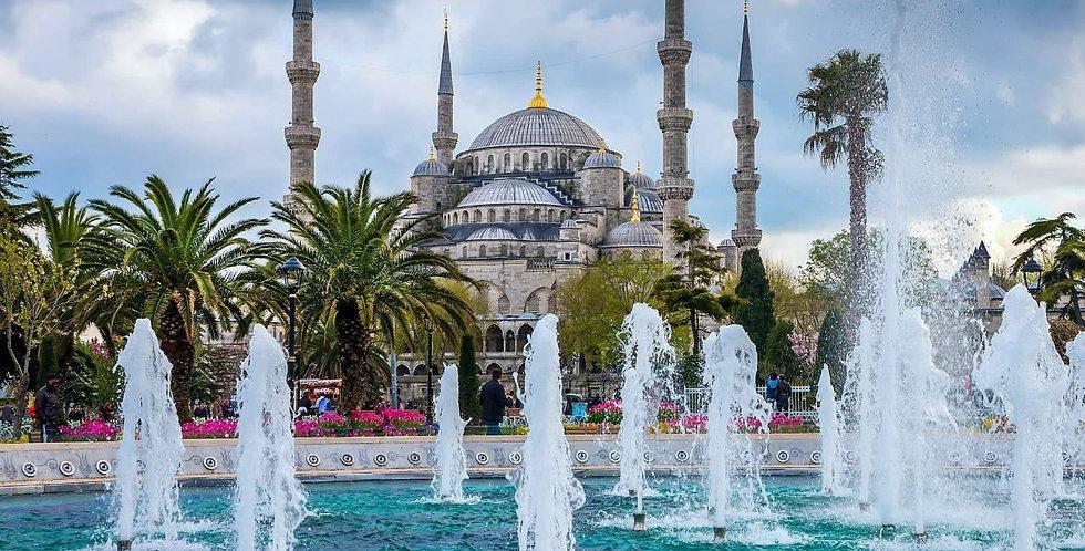 Turski jezik i kultura