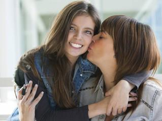 Carta de una mamá a su hija adolescente
