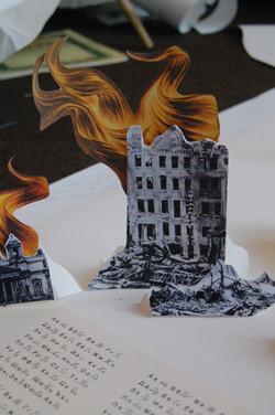 St Petersberg is Burning
