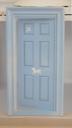 Door-Horse House Detail
