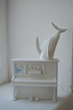A Whale and a Piano