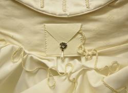 The dress - Detail
