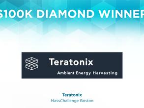 Diamond Award of 2020 MassChallenge