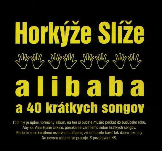 Alibaba a 40 krátkych songov