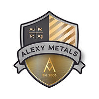 Official Alexy Metals Logo 2020 - Full C