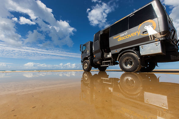 Fraser Island Private Group Charters