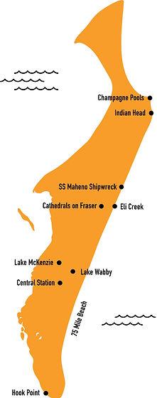 Fraser Island 4WD & Camper Hire