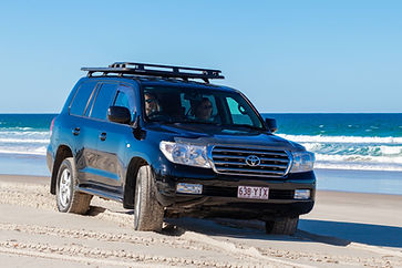 Fraser Island 4WD and Camper Hire