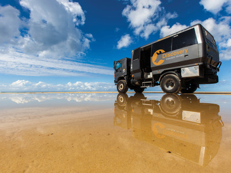 Discovery Fraser Island Has Been Acquired By Imperium Tourism Holdings