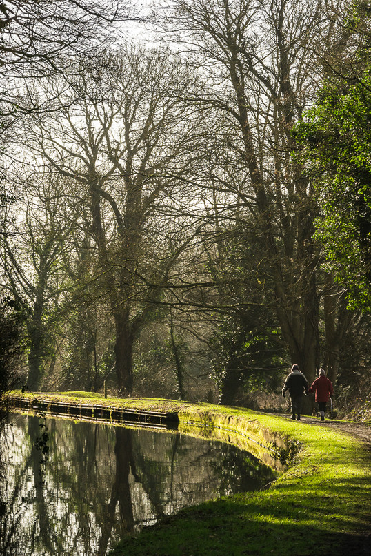 Stroll Along The Canal