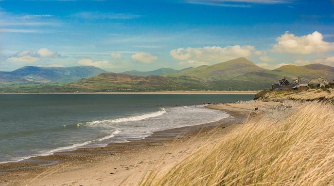 Snowdonia Coastline