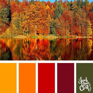 Care sunt cele mai potrivite culori pentru sesiuni foto în natură toamna?