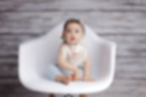 Bebeluș 6+ luni la sesiunea foto