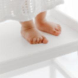 picioruse de bebelus