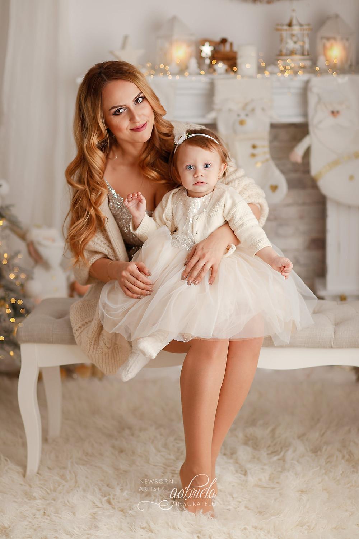 Sesiune foto de Crăciun în Iași