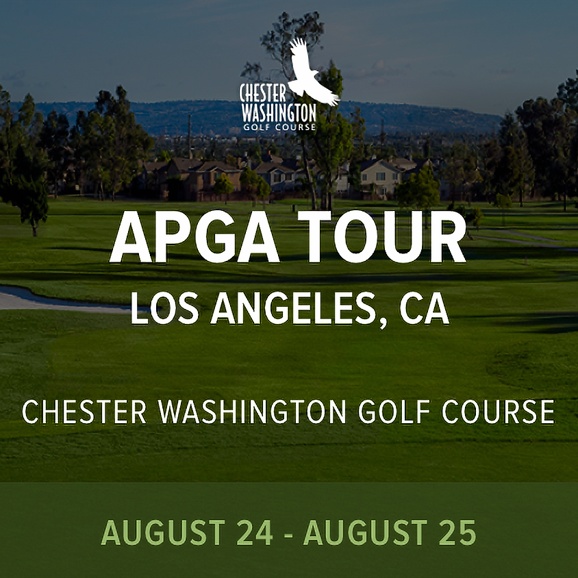 APGA Tour - Los Angeles 1st Round