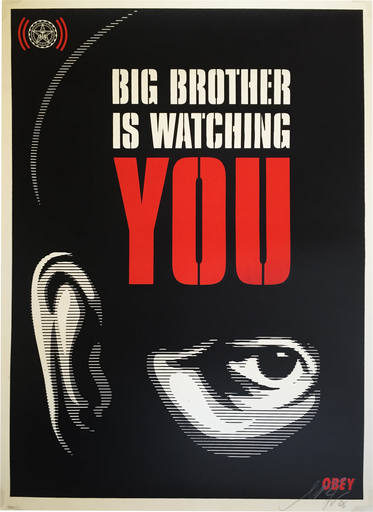 big brother is watching you 2006 60x45.p