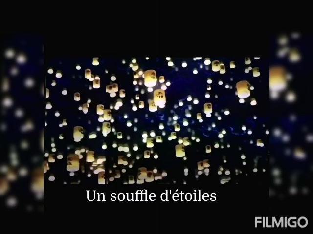 Un souffle d'étoiles ...