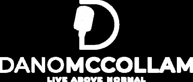 2020_Dano McCollam_Logo_Vertical_White_P