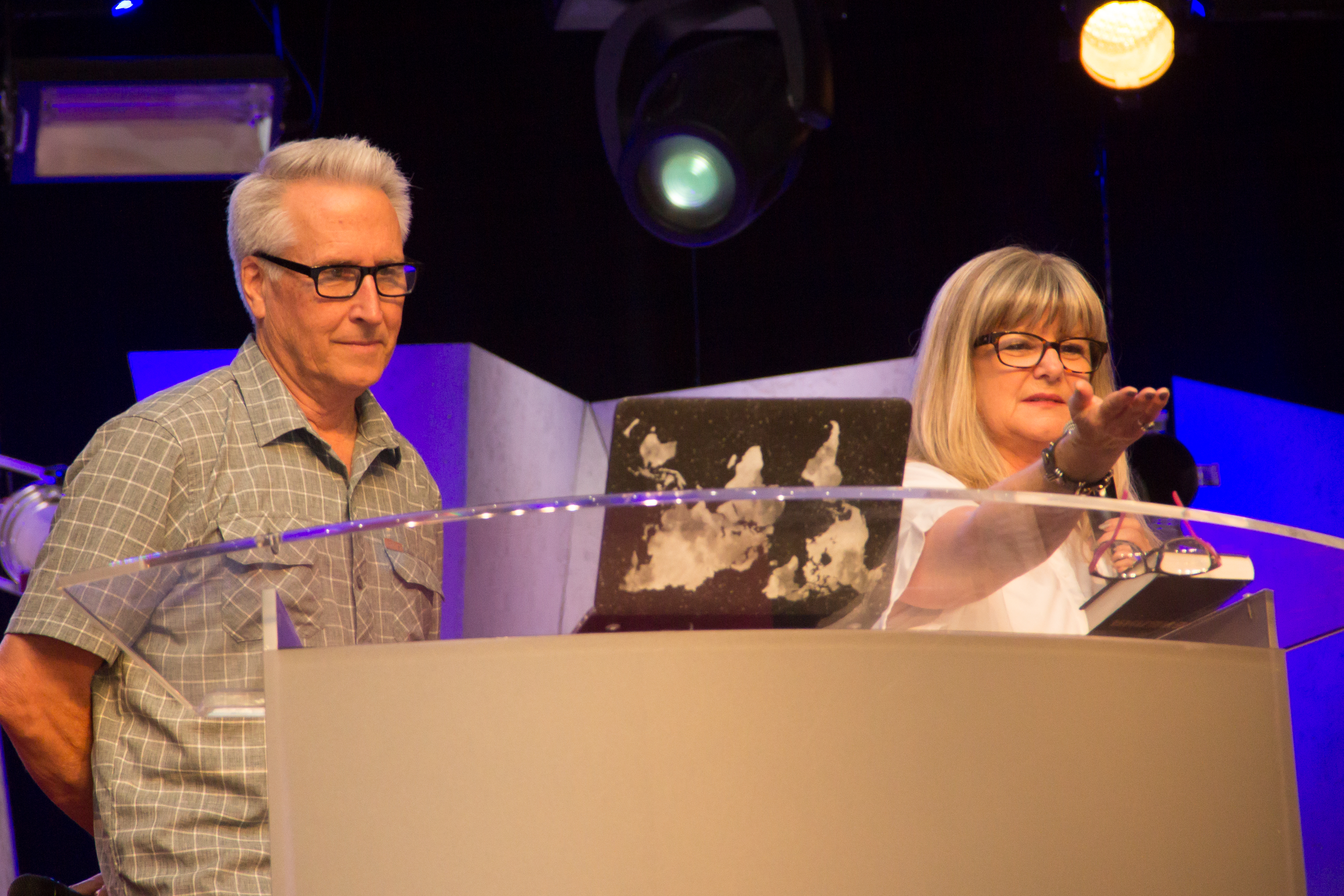 Mark and Tammy Hawkins