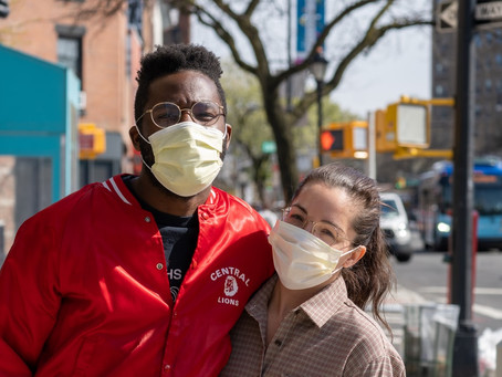 Wearing Machine-Washable Masks Vs Plastic Face Coverings