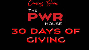 30 DAYS of GIVING!