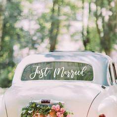 Autoversiering bruiloft, sticker, Online Wedding Shop-800x800.jpg