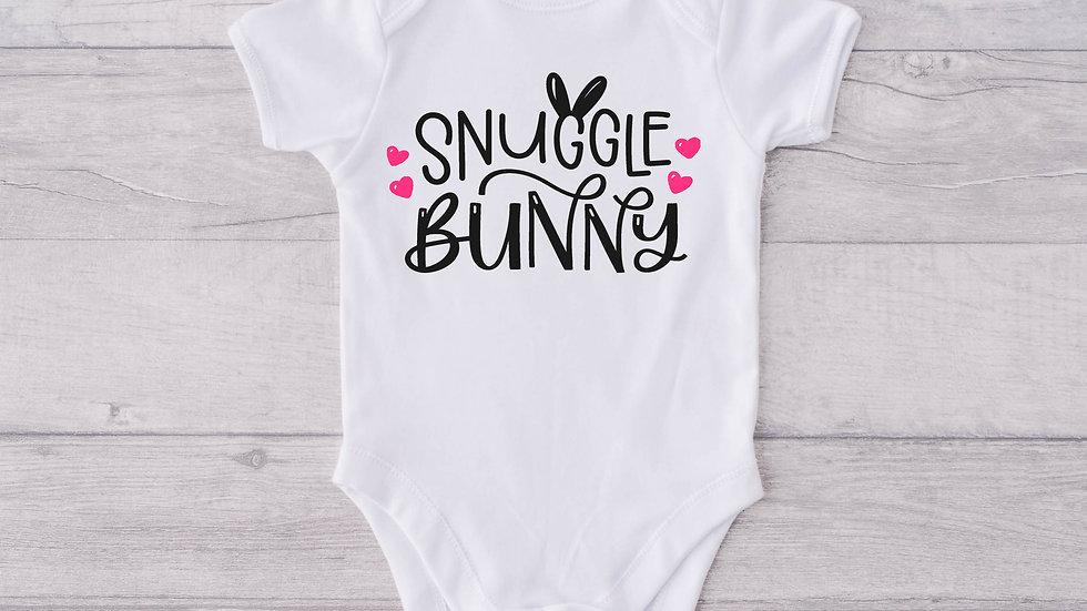 Snuggle bunny Newborn Baby Vest