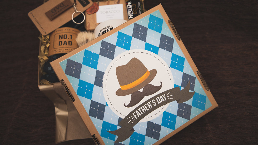 Father's Day Boxes - LARGE OR SMALL