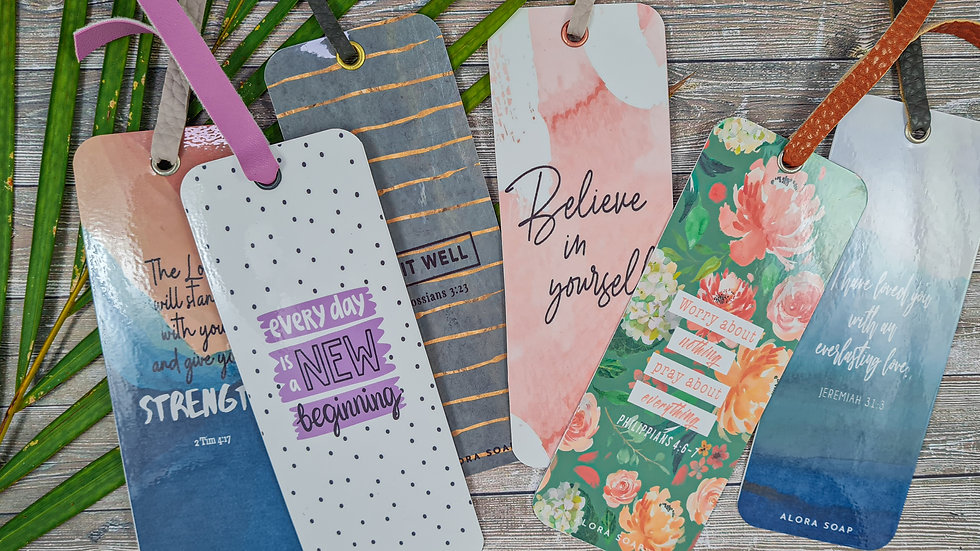 Card stock Bookmarks