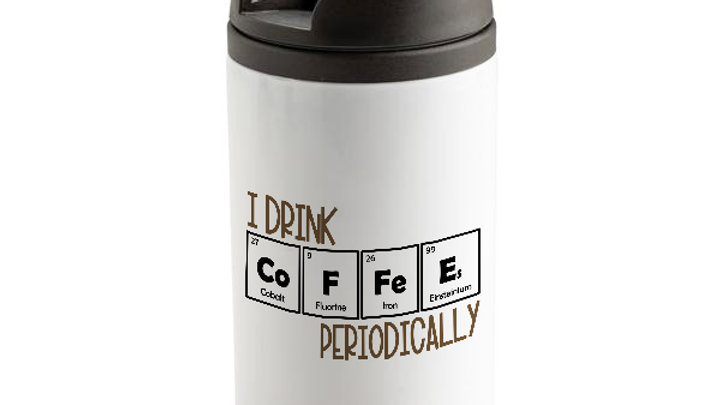 Vetro Double Wall Mug Periodically