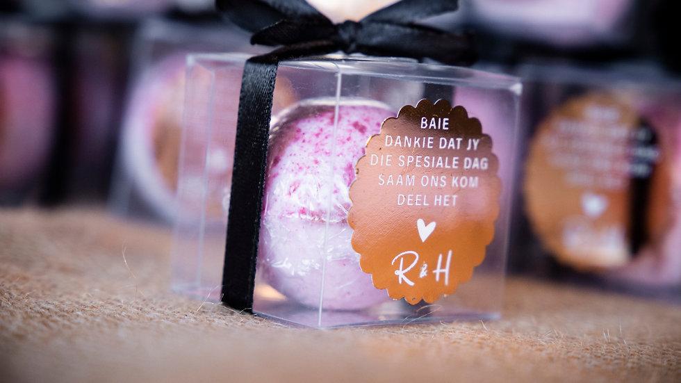 Bath Bombs in Box gift