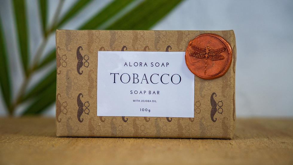 Tobacco Glycerine Soap bar