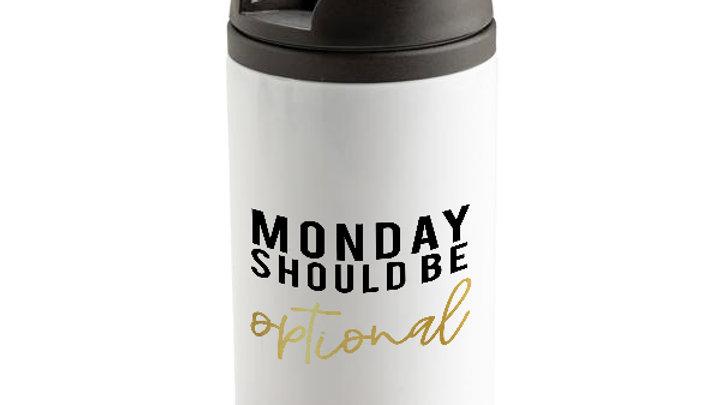 Vetro Double Wall Mug Monday
