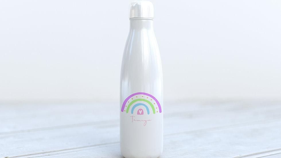 600ml Aluminium bottle Rainbow