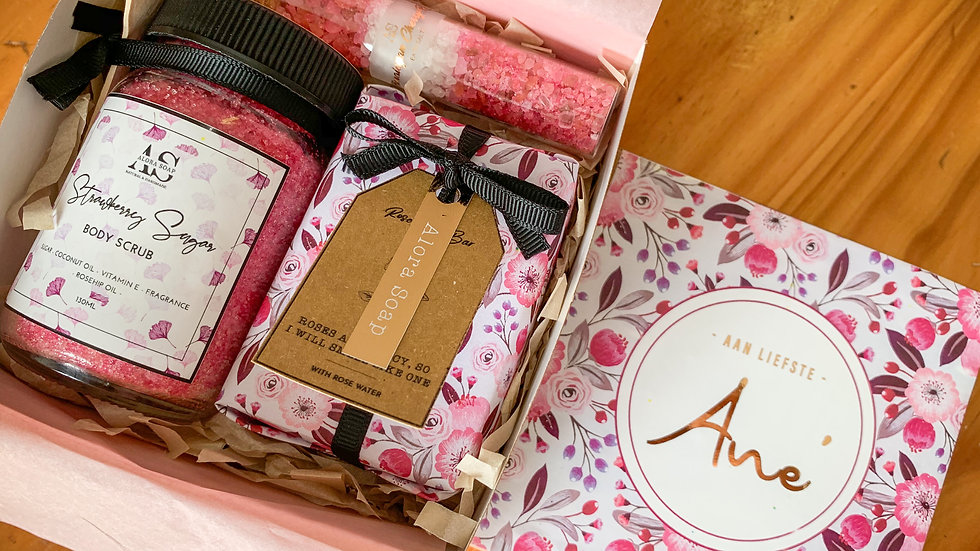 Gift Boxes - Rose (LARGE OR SMALL)