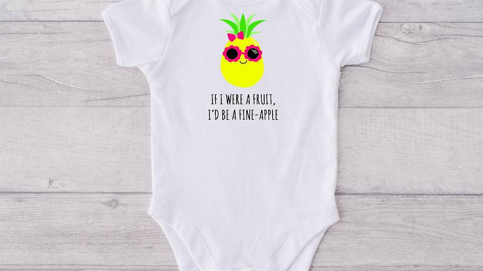 Fine-apple Newborn Baby Vest