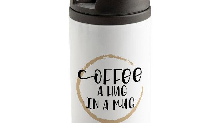 Vetro Double Wall Mug Coffee Hug