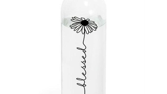 Plastic Water bottle 580ml Blessed