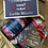 Thumbnail: Gift Boxes - Burgundy and Navy (LARGE OR SMALL)
