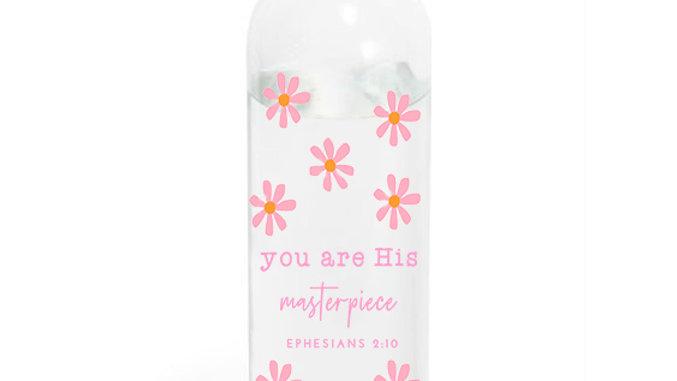 Plastic Water bottle 580ml Masterpiece