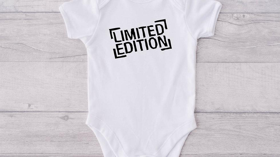 Limited edition Newborn Baby Vest