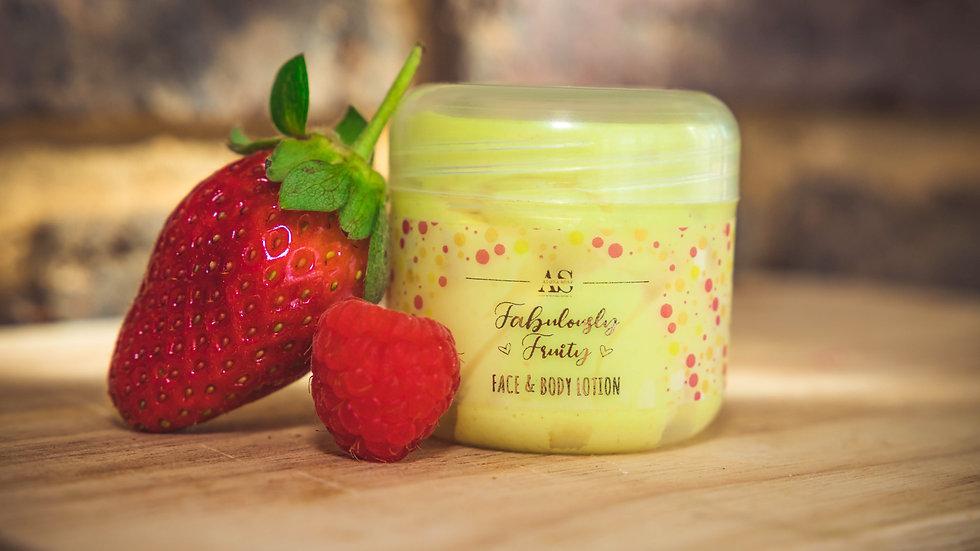 Fabulously Fruity Face & body Lotion - 50ml