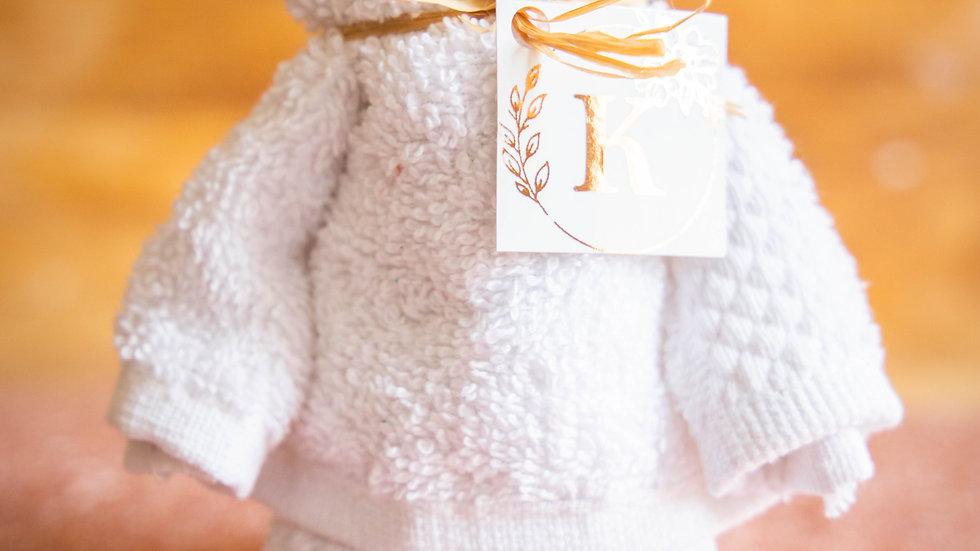 Teddy Bear Wash cloth