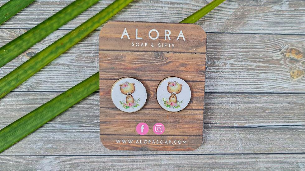 Cuddly Bears Earrings
